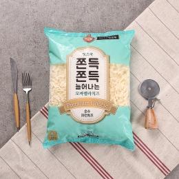 조흥 잇츠쿡 모짜렐라치즈 2.27kg 냉동